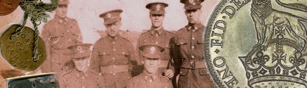 The Lucky Shilling: William Marsh's War