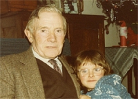 LuckyShilling_WilliamMarsh and granddaughter