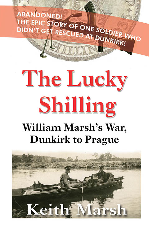 The Lucky Shilling -Print Book Available NOW!