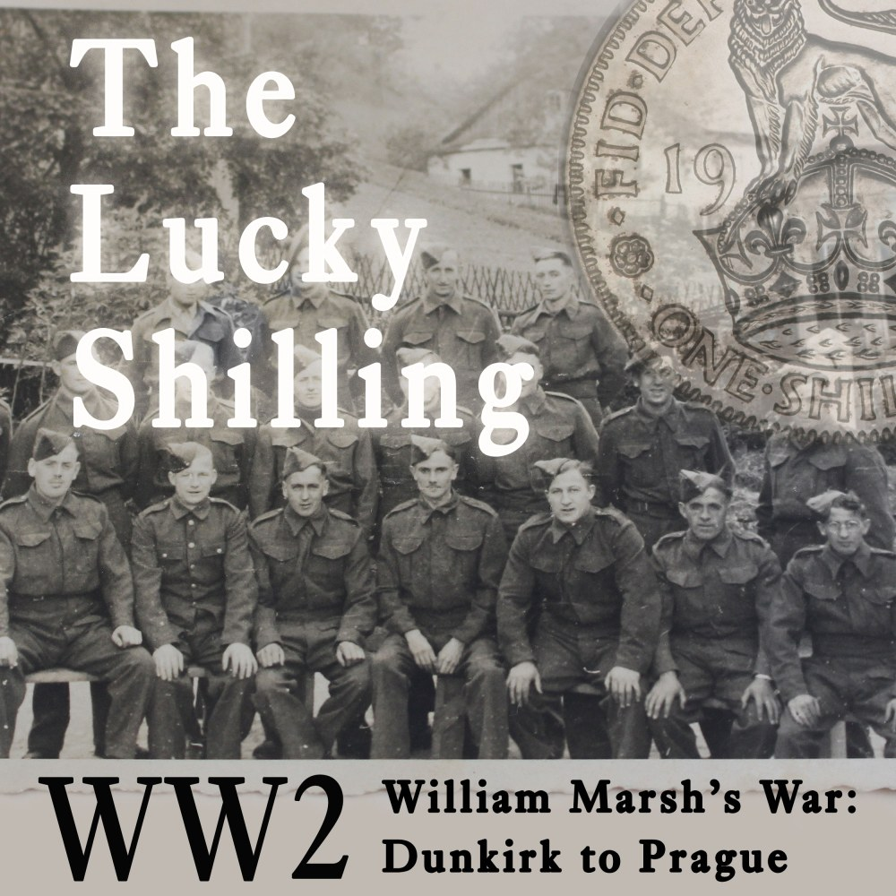 The Lucky Shilling Podcast Episode 1 - Rationale for the Book